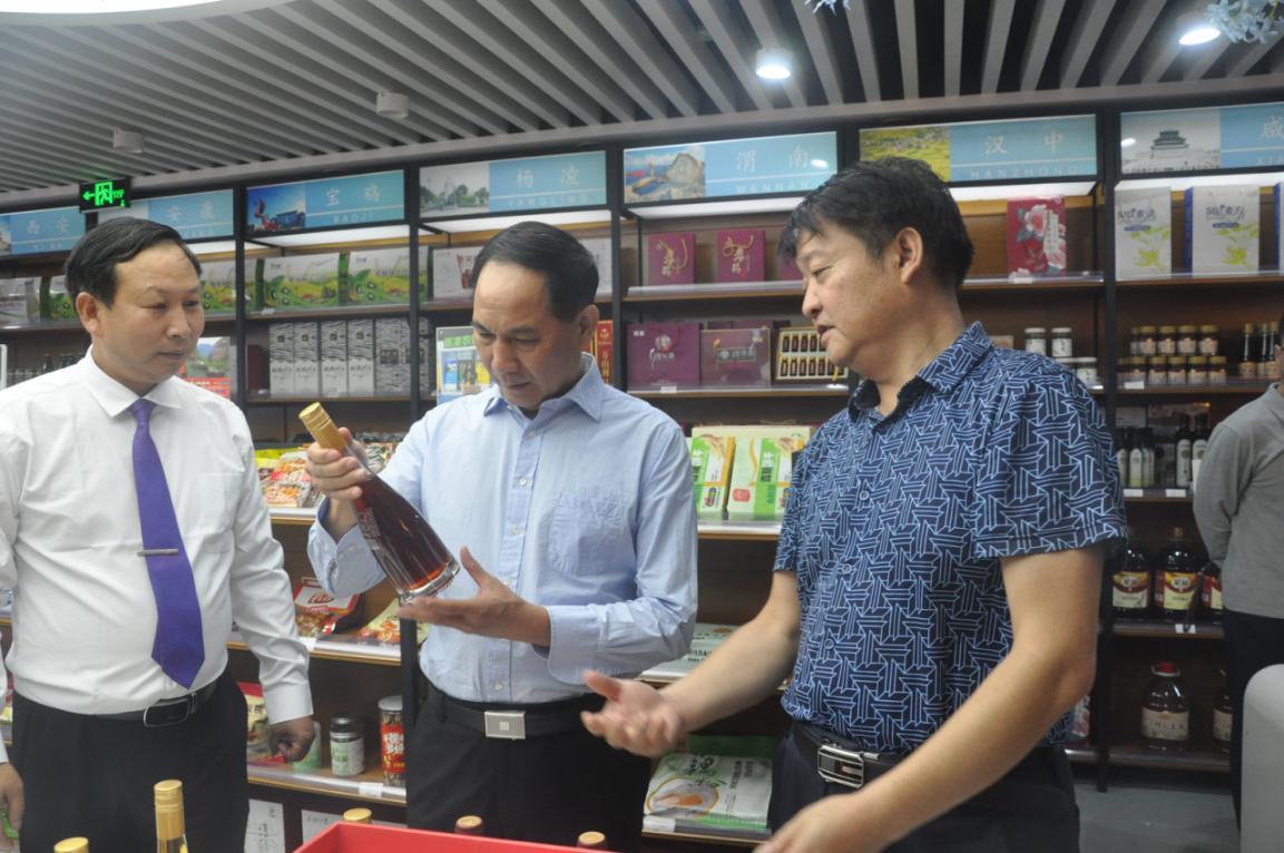 陕西果酒战略创新联盟成立 联动营销整合推广果酒和农副产品