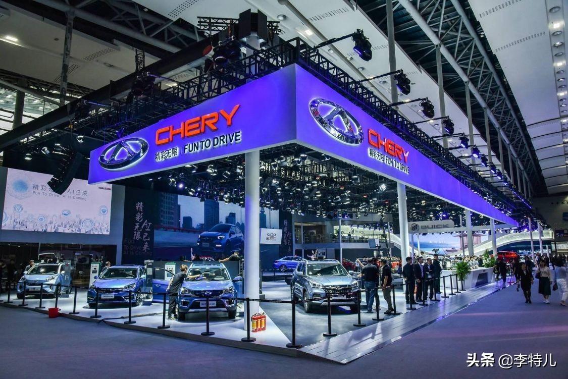 奇瑞汽车发布2020年销量 总销量44.9万 瑞虎8系列热销