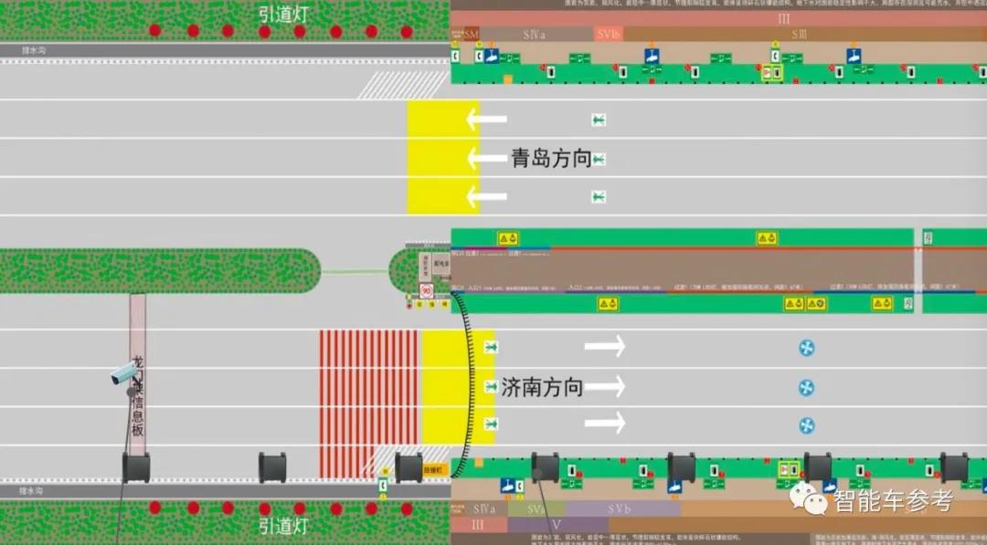 """车路协同史上最低价方案:巴掌大的""""钉子""""就能指挥车辆"""