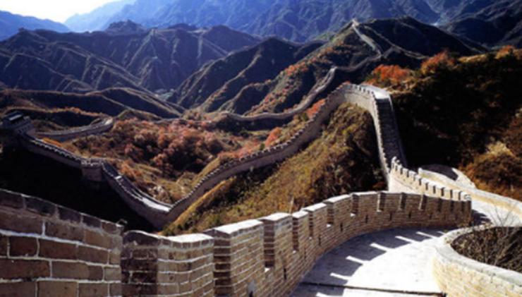 中国八大奇迹