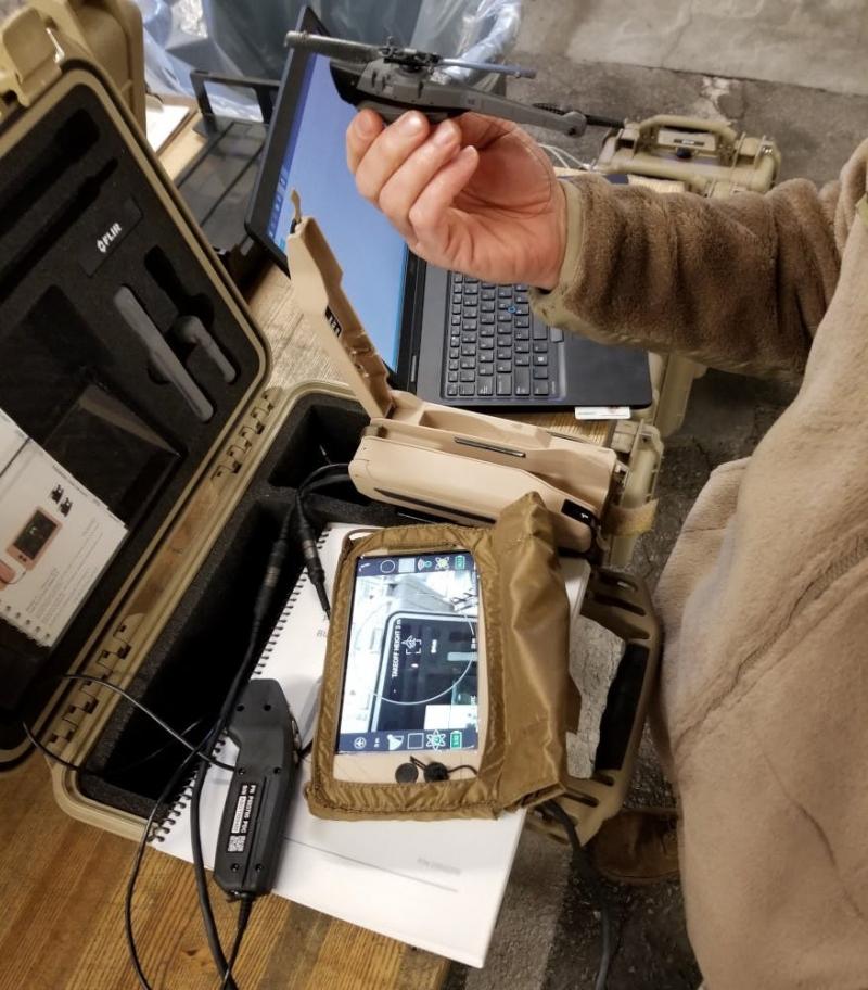 追加2060万订单!33克重无人机获美军青睐,长度还不到手机屏幕
