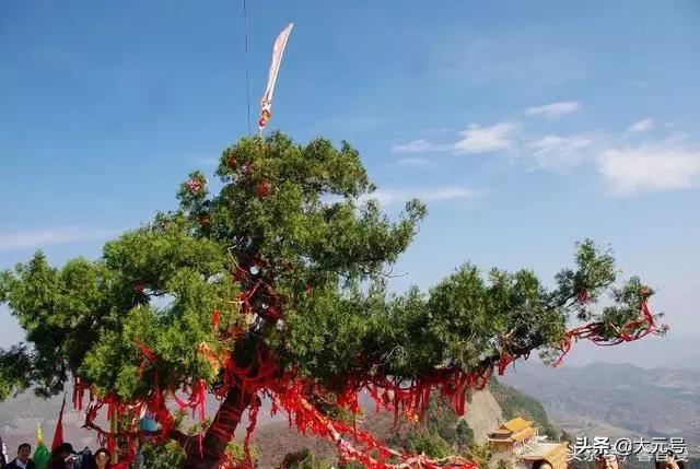 铜川市耀州区大香山的历史渊源及传说
