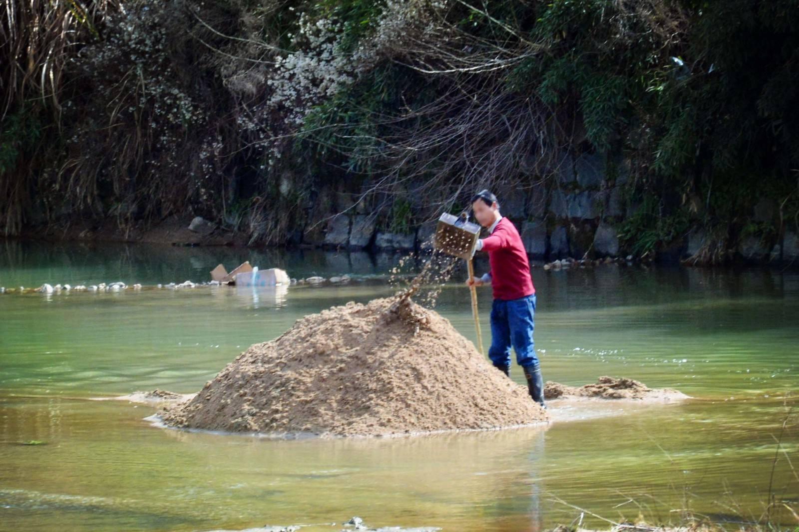 申請經營河道撈沙需要什么前置許可?