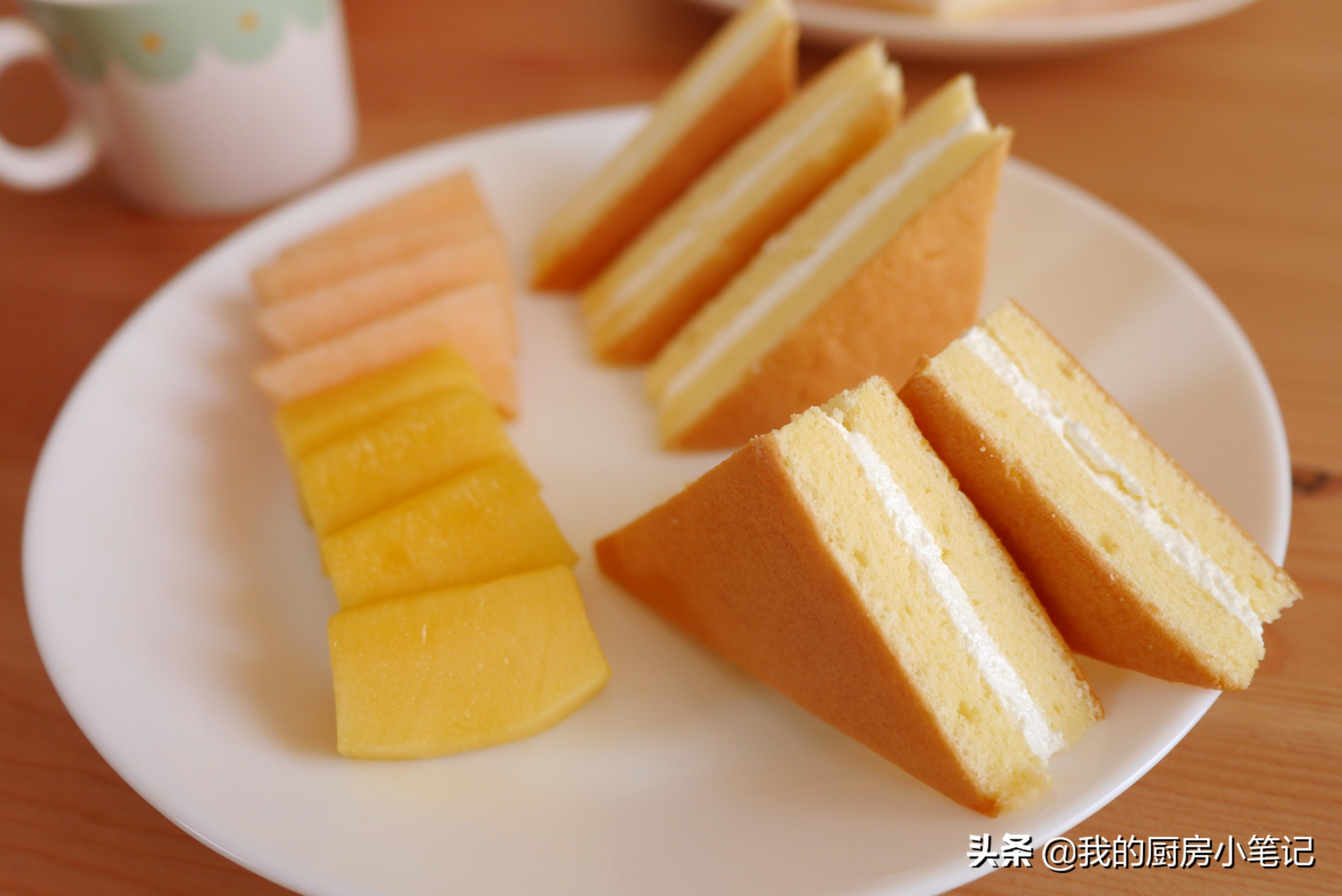 香香軟軟的蛋糕卷,卷出幸福好味道,給小朋友一個甜蜜的回憶