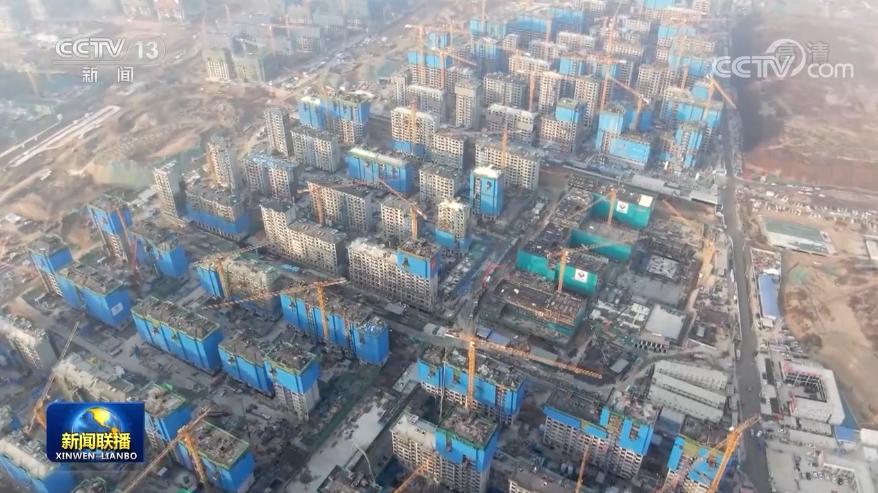 「在习近平新时代中国特色社会主义思想指引下」雄安新区:建设全面提速 打造未来之城