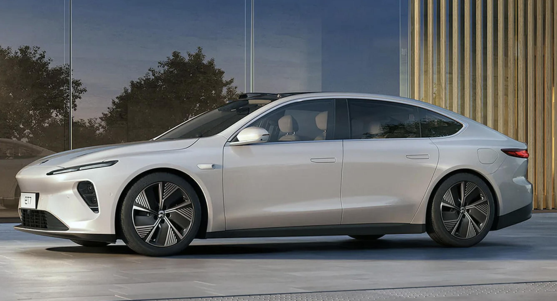三种续航/搭L4级自动泊车功能,蔚来ET7将于明年登陆德国市场