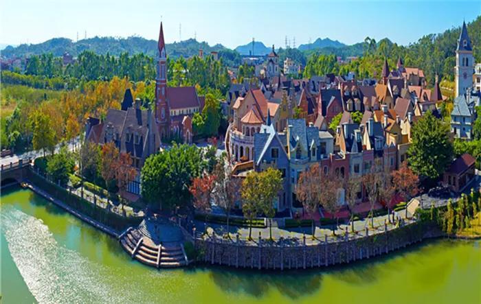 廣東7個旅遊遊玩必打卡的童話小鎮,你知道嗎