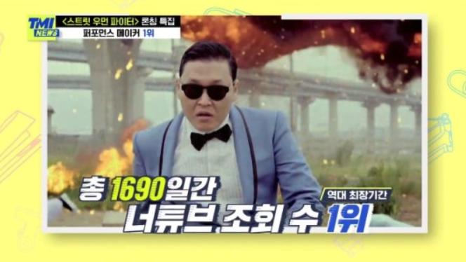 历代最挣钱的K-POP舞蹈是什么呢?PSY鸟叔的骑马舞排在第一