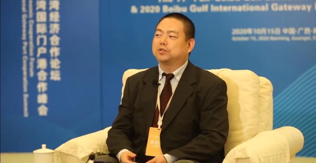 陸海新通道是西部人民的光明大道——專訪中國社會科學院亞太與全球戰略研究院副研究員周方冶