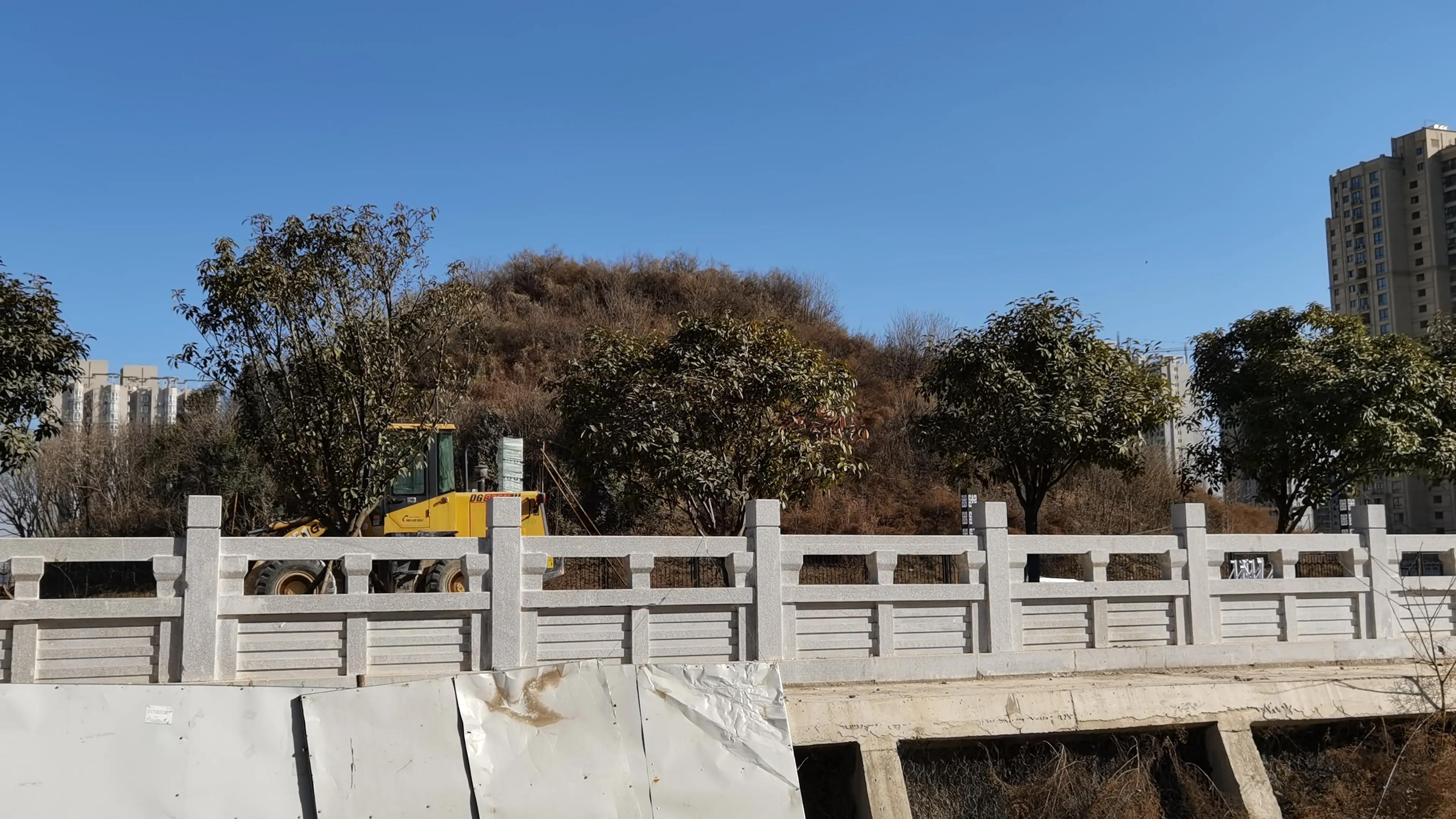 西安城东有个韩森冢