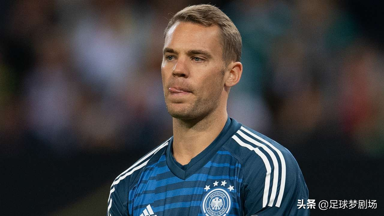 21世纪德国国家队最强11人阵容,仅三位还在队中