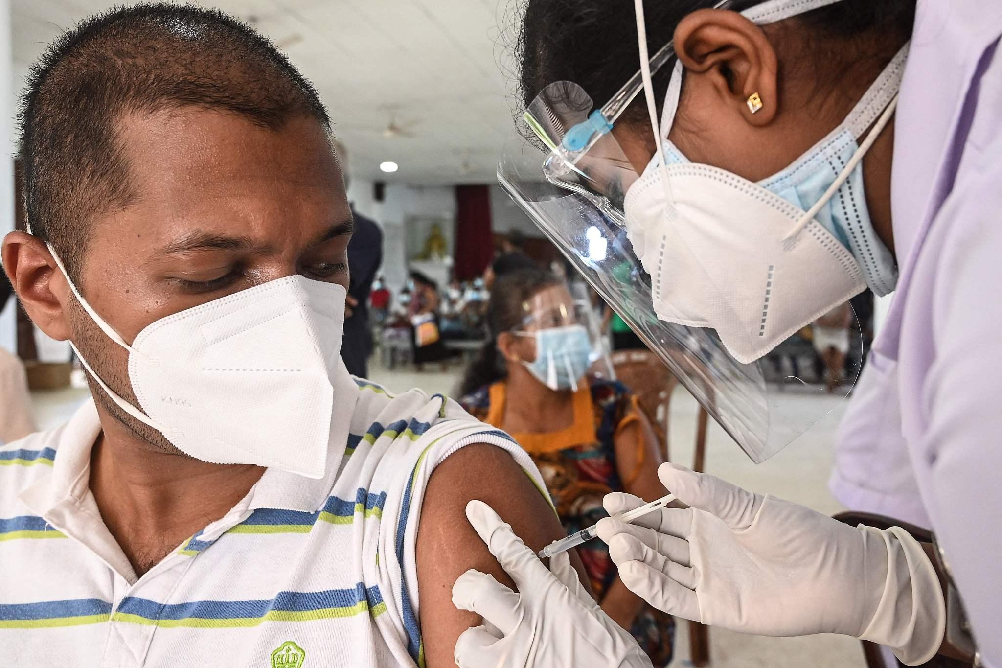 斯里兰卡大学研究表明中国国药新冠疫苗对德尔塔变异株非常有效