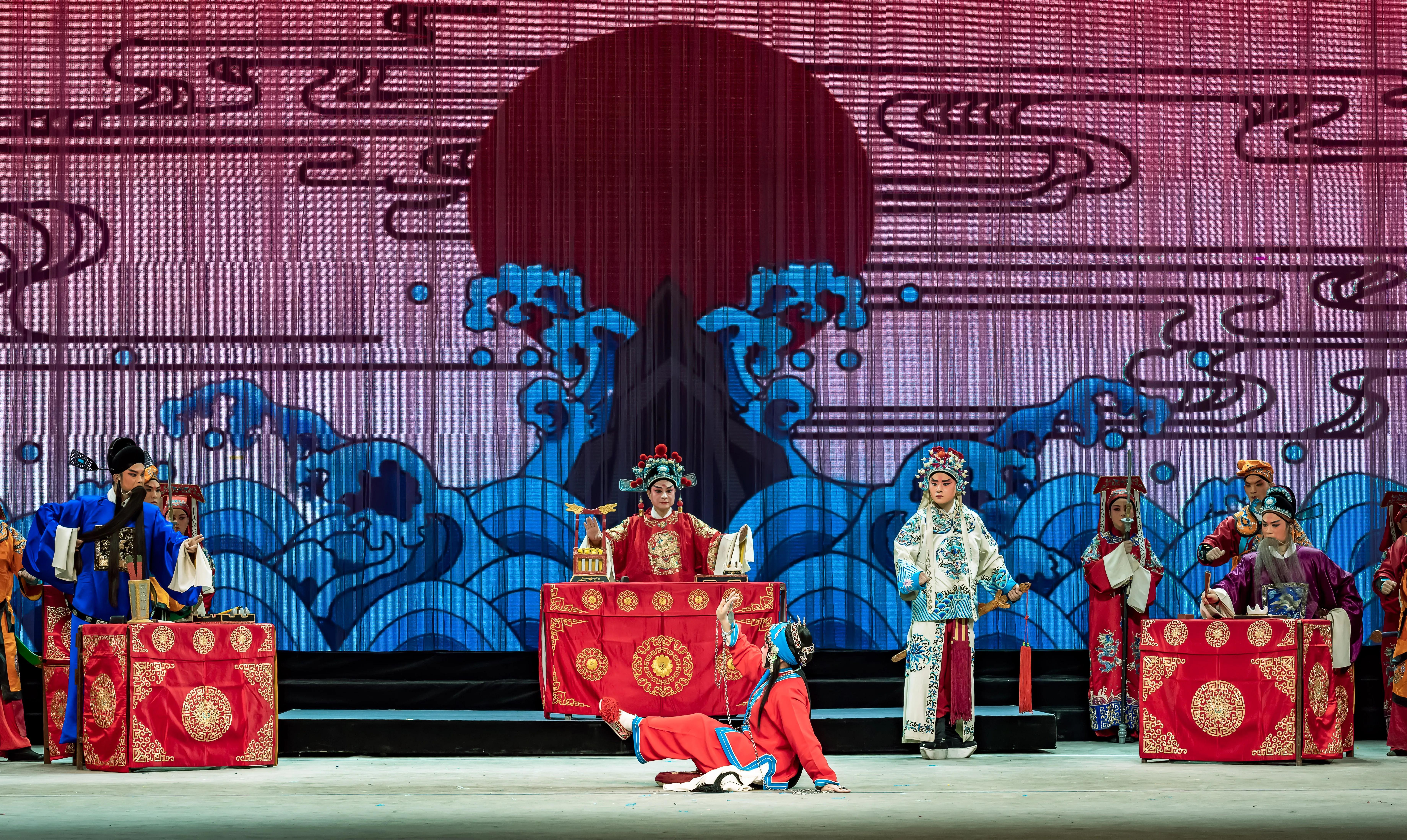 正月里来过新年欢欢嘻嘻看大戏百年三意社新春好戏连台《玉堂春》