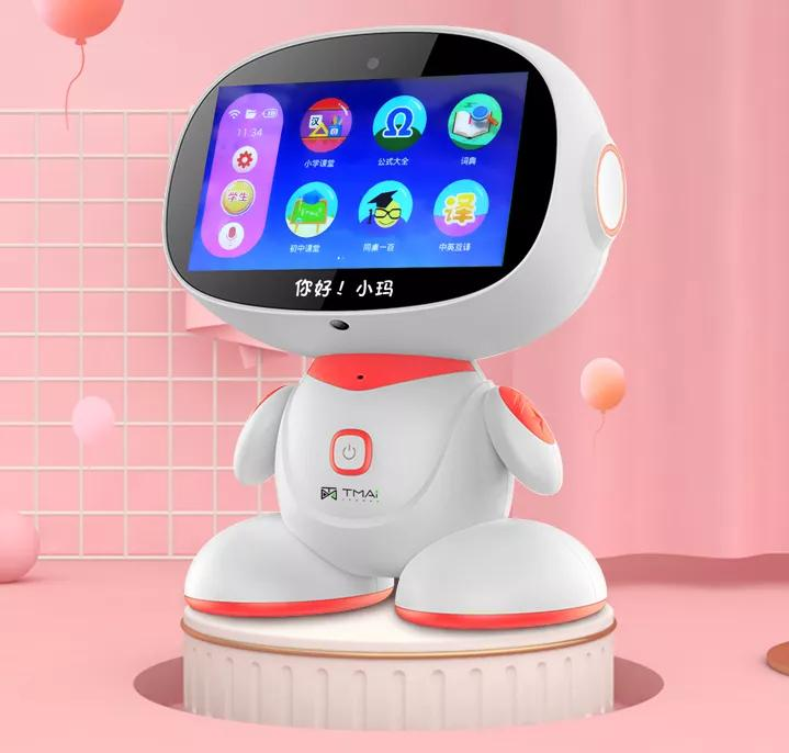 读绘本,做启蒙,推荐3款很适合早教的机器人