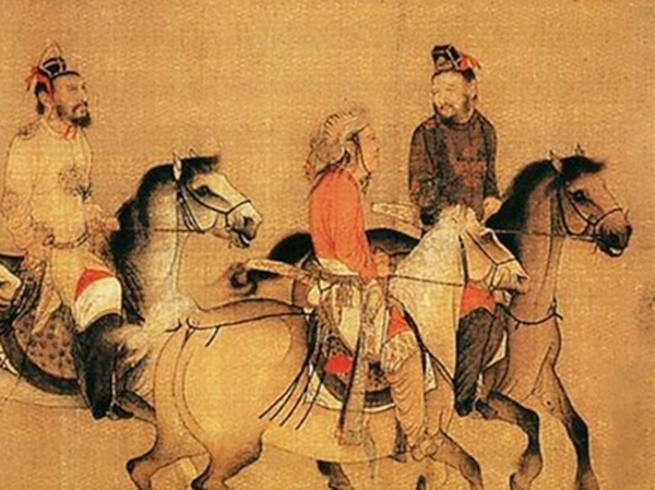 苏武在北海牧羊时,娶了老婆生了儿子,日子并没有传说的那样艰苦