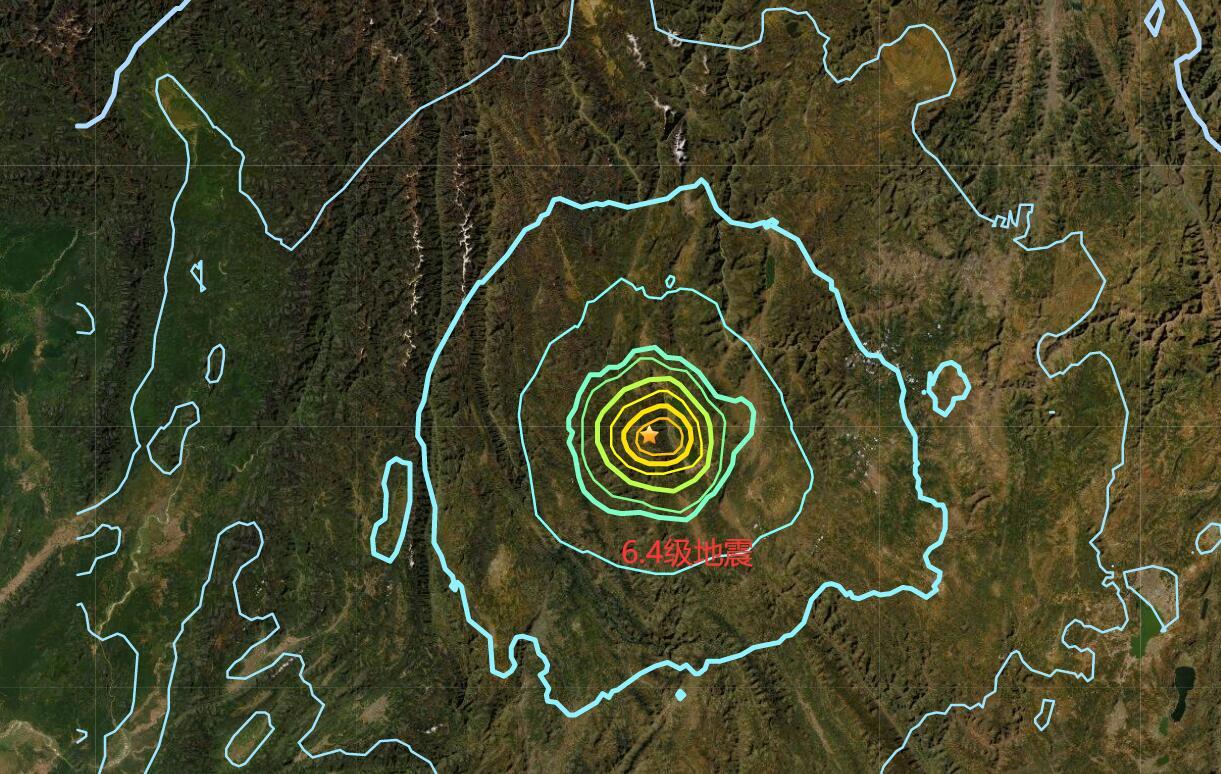 咋了,5小时内,云南青海先后发生6.4级、7.4级地震,什么原因?