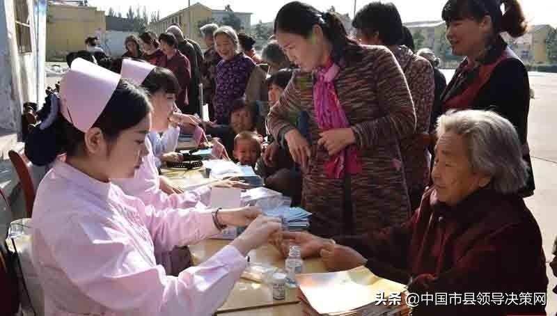 江苏响水县南河镇中心卫生院切实加强农民健康教育