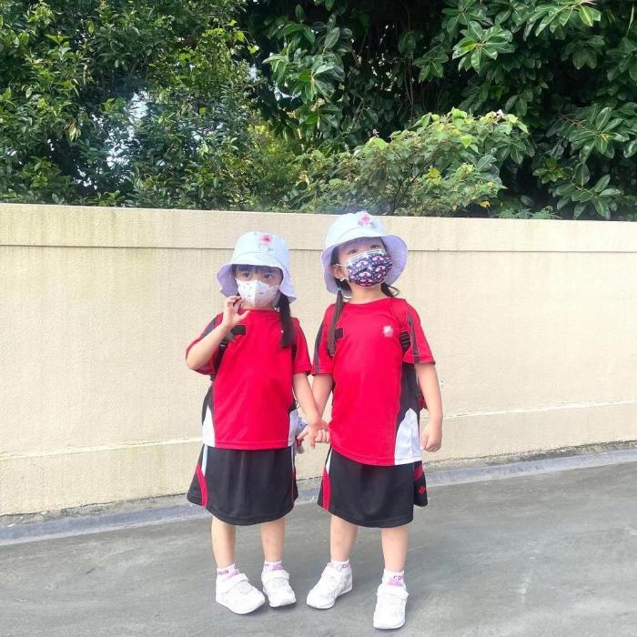 郭可盈女儿升中学,津津成绩优异当班长,弟媳熊黛林看重女儿教育