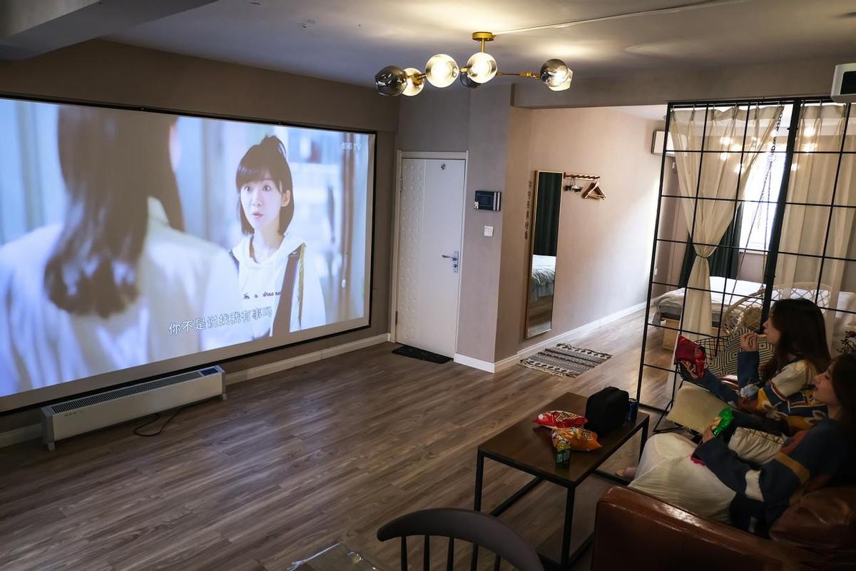 家装投影仪需要安装哪些线?家庭影院怎样最方便?