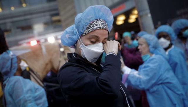 疫情以来,美国每一千人就有一人死于新冠病毒
