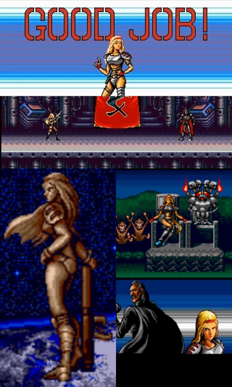 经典游戏中让人神魂颠倒的女特工,身材火爆的她们似乎无人可征服
