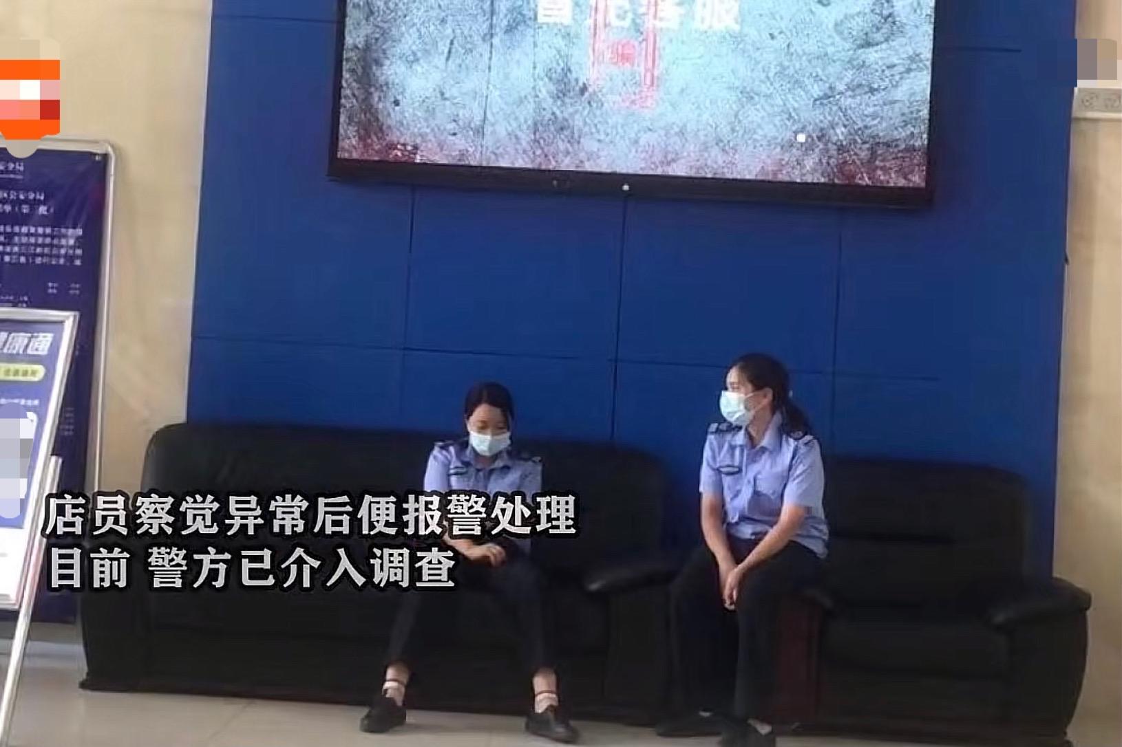 啥操作?四川两姐妹偷衣服被曝光,竟假扮警察到店付款,要求店主删视频被抓