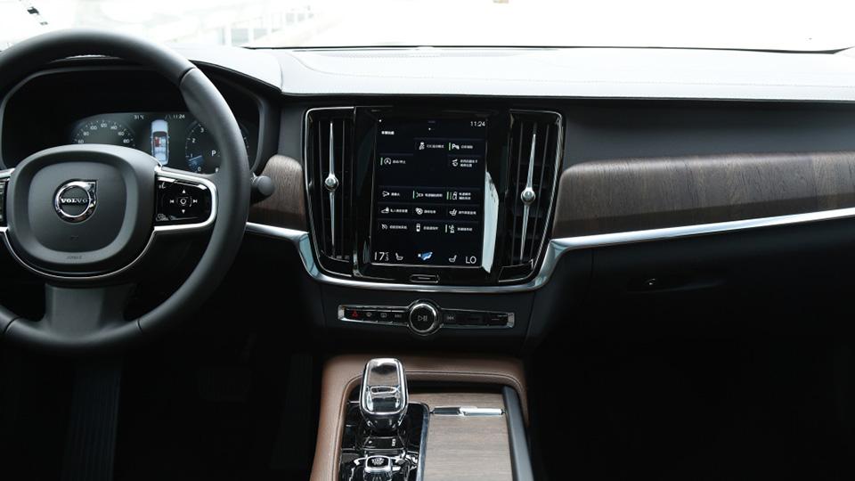 高性价比的豪华C级车,沃尔沃S90与捷豹XFL怎么选