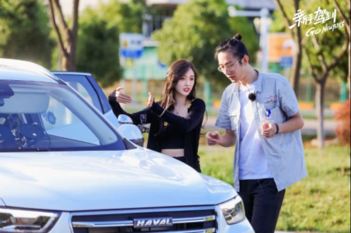 易车高级副总裁甄纯:《新手驾到》出圈,用定制综艺撬动娱乐营销