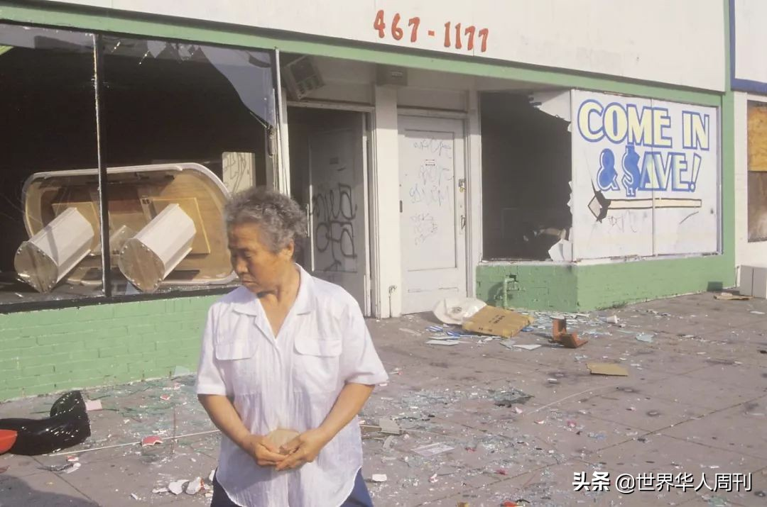 美国歧视升级,亚裔该如何自保?30年前韩国人就给出了答案