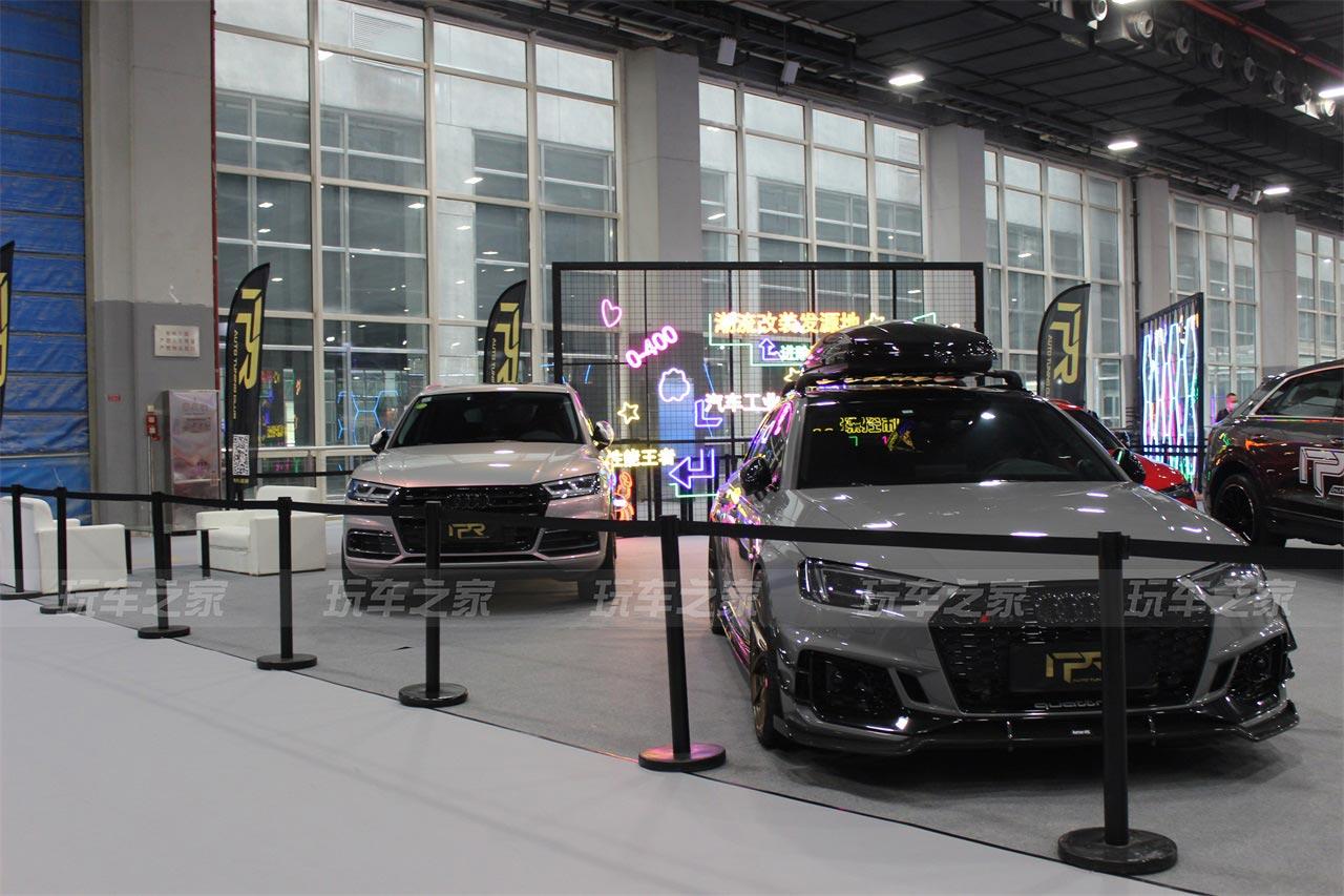 2020年广州国际改装车展合集 精品改装车惊喜不断