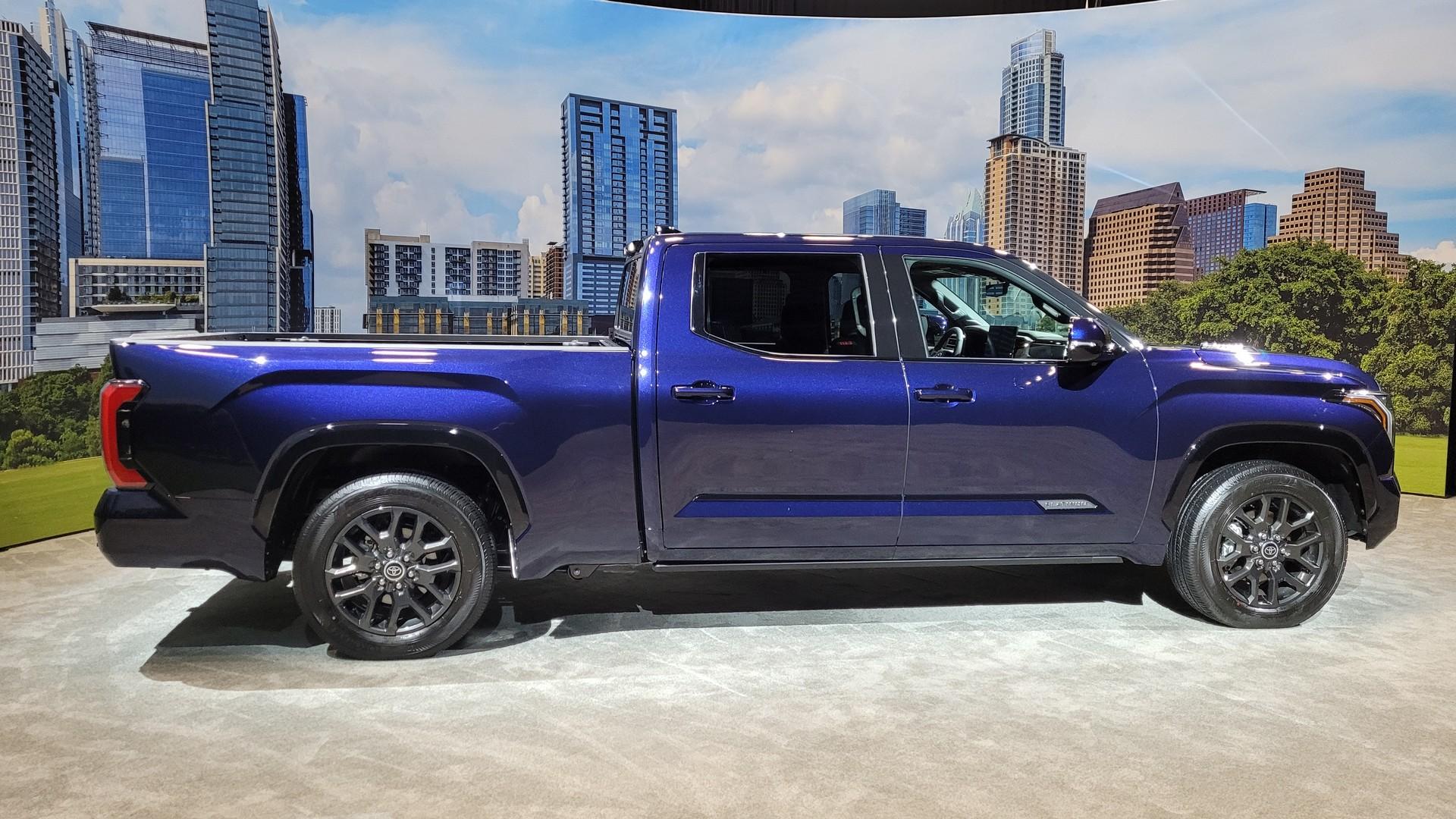 换装TNGA平台推双涡轮增压及混动动力,全新一代丰田坦途正式发布