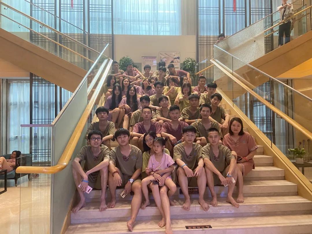 班级团建丨学生会&TR02807班,快乐一夏,一夏又一夏