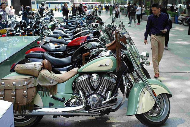 """蝉联第一名十几年,""""禁摩令""""下的中国摩托车品牌,年卖188万辆"""
