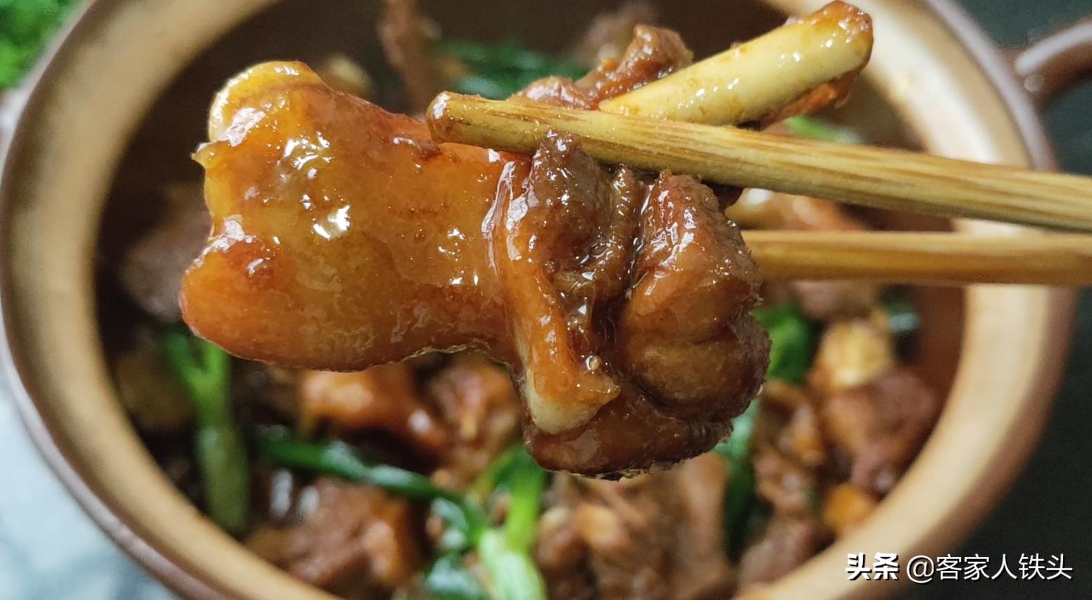 廣式麻油鴨,廣東人百吃不膩的一道家常菜,噴香不油膩,越吃越愛