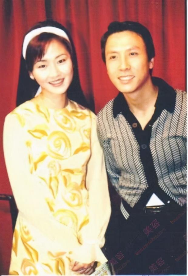 1994年,梁静慈甄子丹离婚后怀孕,甄子丹:每月给4万看着办
