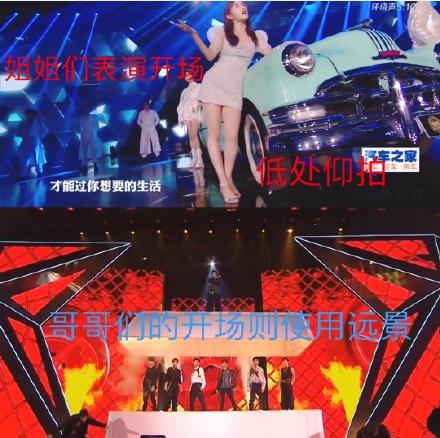 湖南卫视晚会:女艺人运镜,被网友吐槽你们怎么看?
