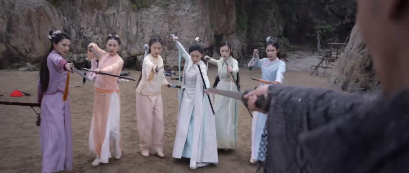 新《鹿鼎记》中韦小宝的七个老婆,苏荃被夸最美,阿珂最让人失望