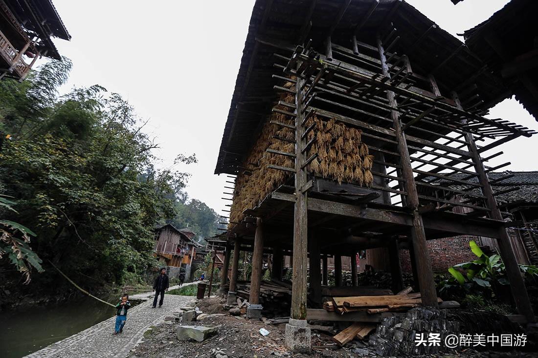 榕江不可忽略的3处景点,古镇古村,水族古寨,免费开放