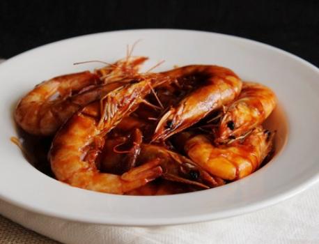 做油焖大虾掌握这3点红亮又鲜嫩在家也能做出饭店的味道