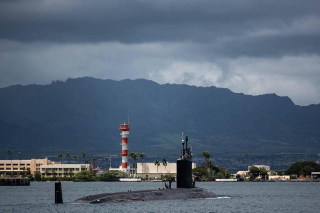 """美专家:中国潜艇部队未来或试图""""淹没亚太区域"""",压倒美国海底部队"""