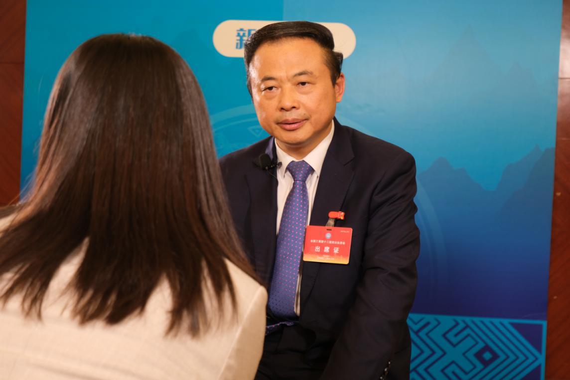 以绿色电力驱动广西新能源产业高质量发展——专访天能电池集团董事长张天任