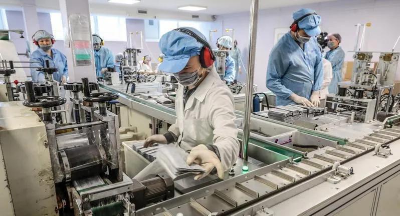 哈萨克斯坦制药工业产量增长39.5%