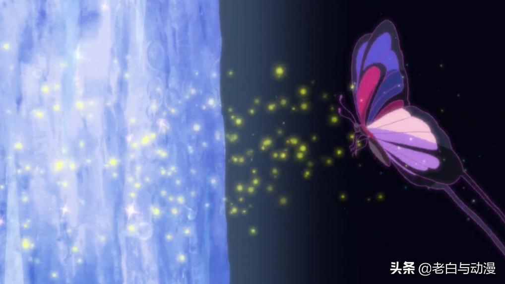 半妖的夜叉姬:幻夢蝴蝶登場,在給玲續命,殺生丸女兒喜歡理玖