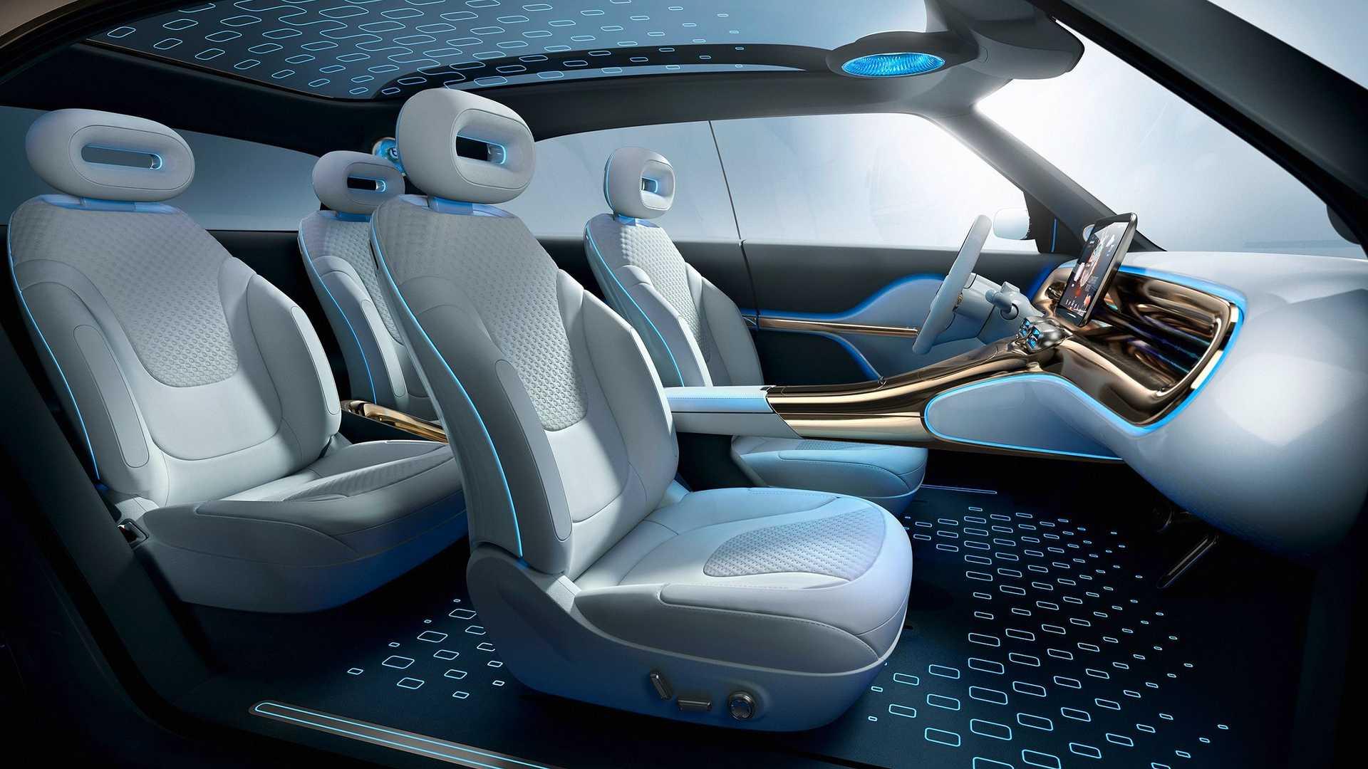 将于2022年国产上市,Smart精灵#1概念车发布