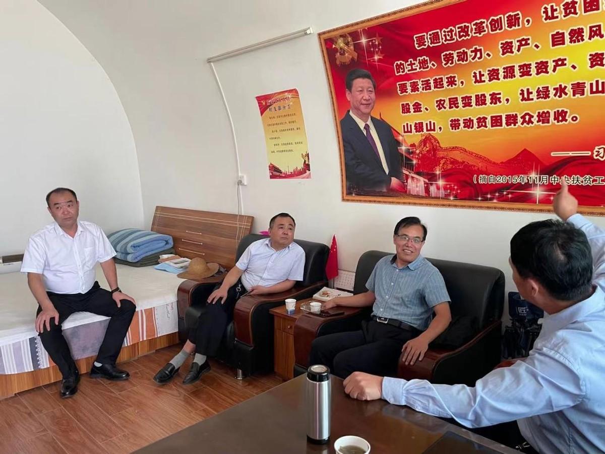 渭南市文旅局对澄城县乡村旅游重点村和A级景区进行复检