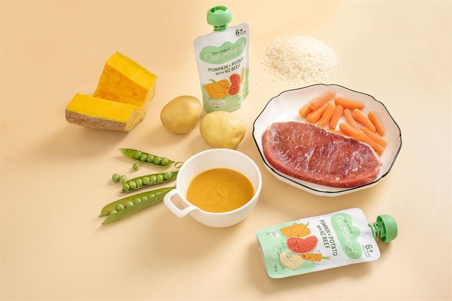 解读Natureland诺亲然辅食品控体系:守护宝宝健康成长
