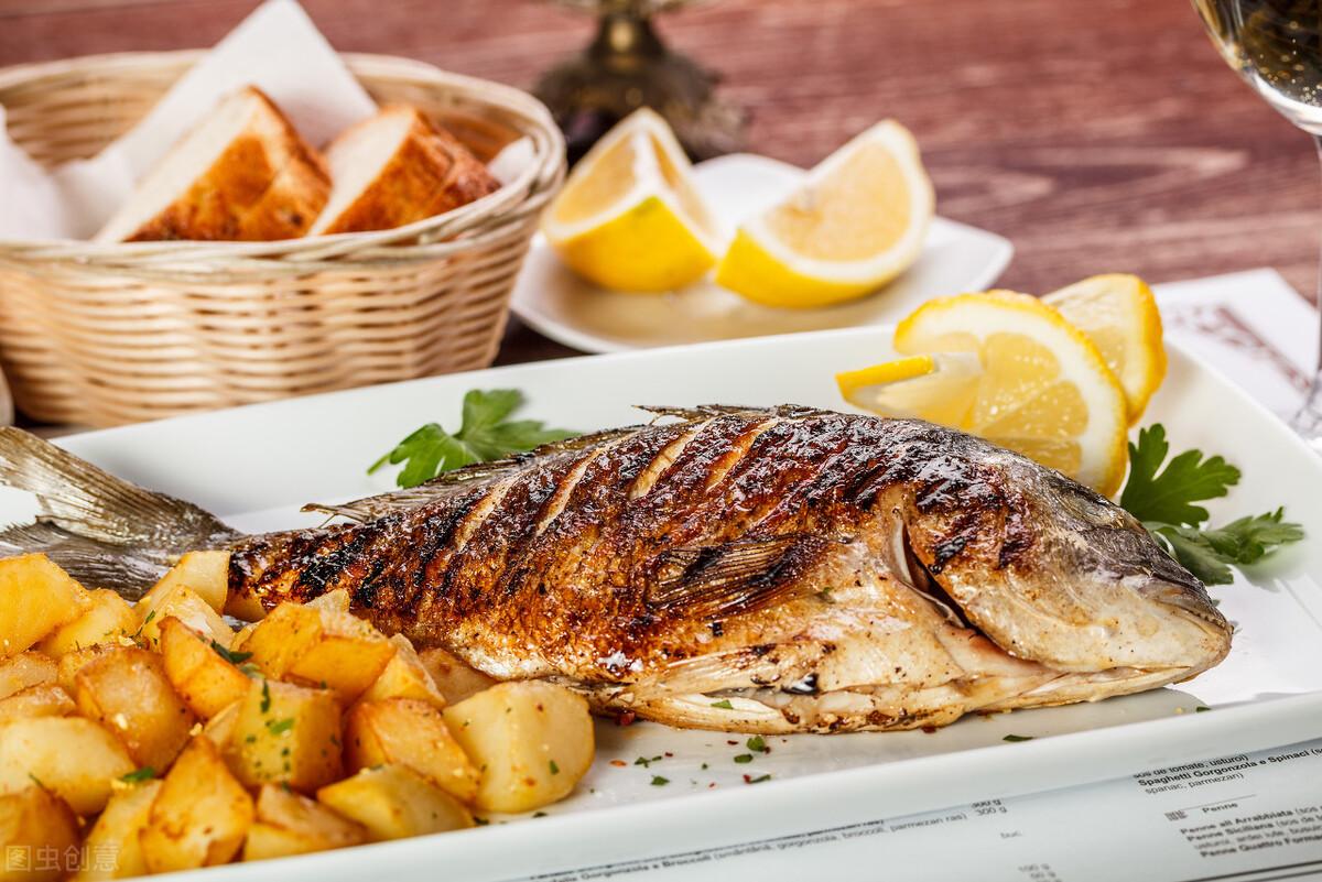 煎出的鱼不破皮不粘锅?很多人都不知道,1个诀窍,让你煎出好鱼 美食做法 第2张