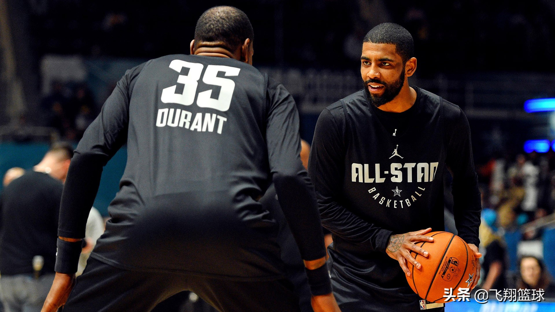 提前買斷?籃網或報價34+10猛獸,杜蘭特:兄弟再奪一冠
