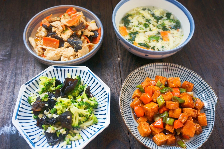 晒晒我家的晚餐,7天不重样,营养丰富,网友:生活有滋有味 美食做法 第7张