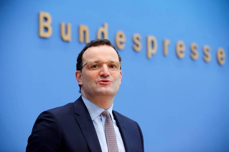 德国卫生部长:已开始采购2022年疫苗
